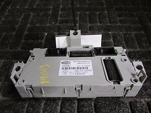 Maserati Granturismo, Dash Fuse Box, Used, P/N 233967 | eBayeBay
