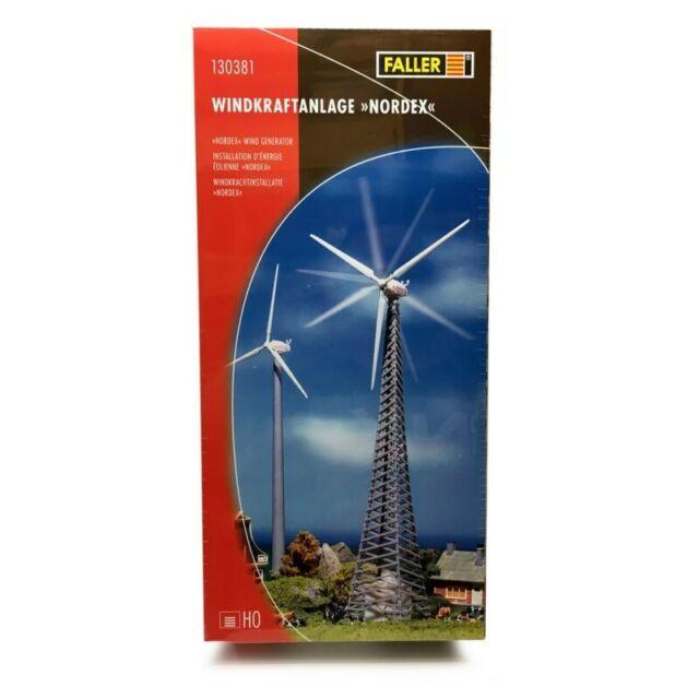 Windkraftanlage Nordex   Bausatz Neuware Faller H0 130381