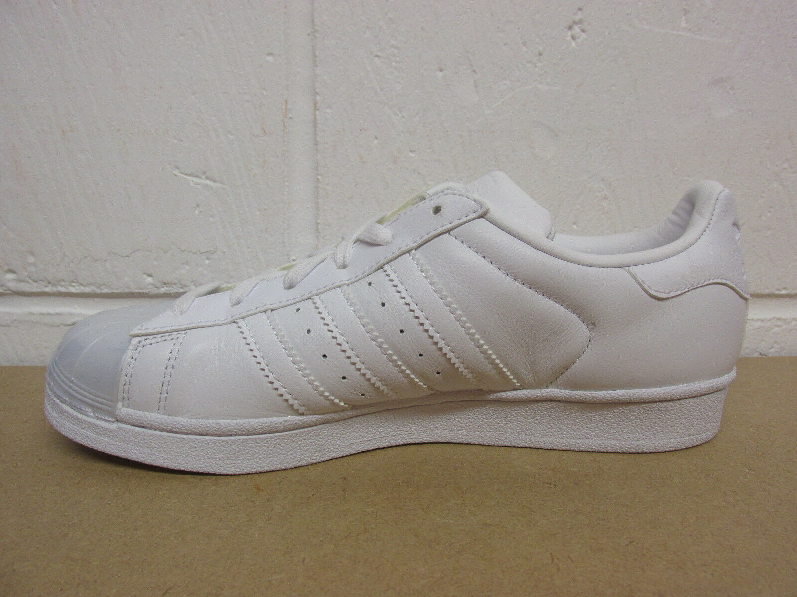 Adidas Originals Superstar Trainers Glossy Toe W Damenschuhe Trainers Superstar BB0683 Sneakers Schuhes d70355