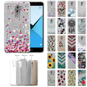 new products 407c6 35aea Details about For Huawei Honor 6X / Mate 9 Lite 5.5 inch Bling Glitter  Hybrid TPU Case Cover