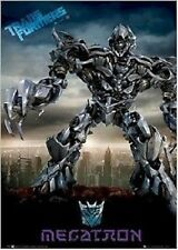 2008 HASBRO TRANSFORMERS MOVIE MEGATRON POSTER 22x34 NEW FREE SHIPPING