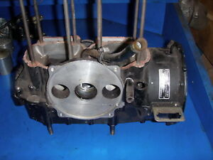 SKIDOO-ROTAX-462-CRANKCASE-WITH-GOOD-CLEAN-SURFACES