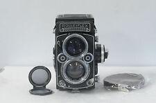 Rolleiflex 2.8F 12x24 Planar TLR Film Camera with Cap & New Strap