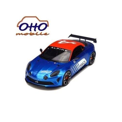 Otto Mobile Alpine Celebration Edition 2016 1:18 blu
