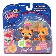Littlest Pet Shop Collector Pet Pairs Series 1 Figures Baby Tiger Bear 1835 1834