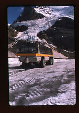 1983 Snow Tractor/Coach/Mobile @ Columbia Icefields - Original 35mm Slide