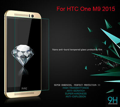 Nillkin Anti-Explosion Tempered Glass Screen Film Protector For HTC ONE M9 2015
