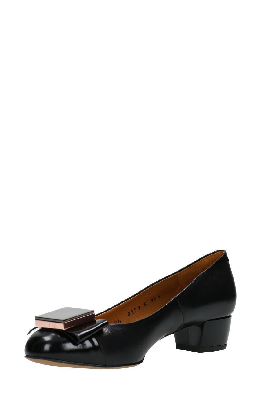 Gino Rossi Latina Latina Latina Low Heel shoes Black Size UK 3.5 EU 36 NH06 52 SALEx 5c3ce2