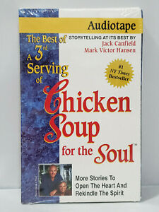 Best-of-3rd-Serving-of-Chicken-Soup-for-the-Soul-by-Jack-Canfield-1996-Audiotape