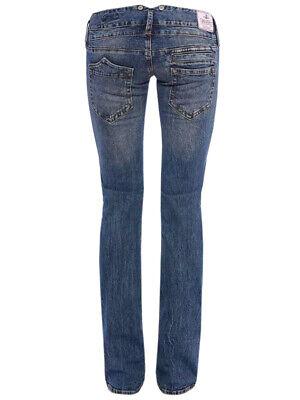 Herrlicher Women's Jeans Trousers Pitch 5003 D9661 765 Fringe Denim Comfort + | eBay