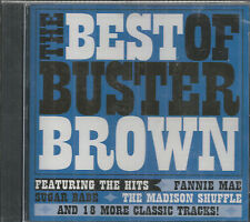 BUSTER BROWN CD - Best of Buster Brown   Brand New