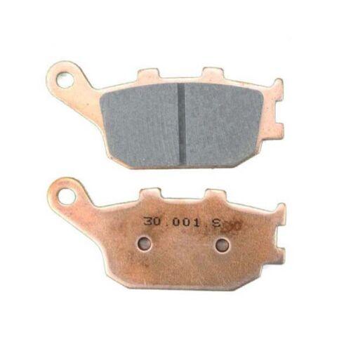 Metalgear plaquette de frein arrière SUZUKI GSF 1250 BANDIT N ABS 2007-2011-WVCH