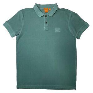 Hugo Boss Orange Men/'s Short Sleeve Polo for Morden Slim Fit