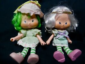 Vintage 1979 Lemon Meringue Doll Strawberry Shortcake