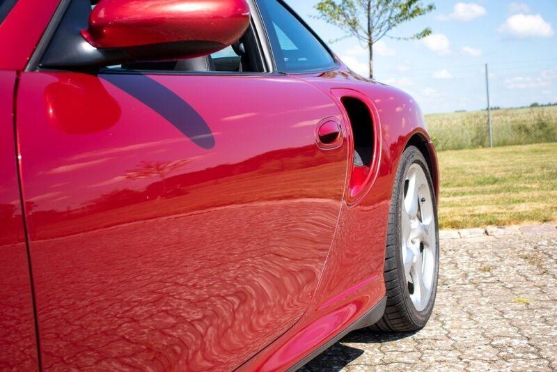 Porsche 911 Turbo Coupé Tiptr. - 4