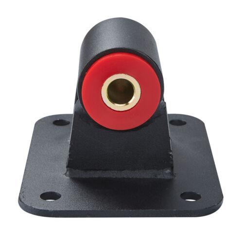 For LS1 LS2 LS3 LS6 LS Engine Motor Mounts LS Conversion Swaps Black Universal