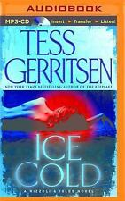 Rizzoli and Isles: Ice Cold 8 by Tess Gerritsen (2015, MP3 CD, Unabridged)