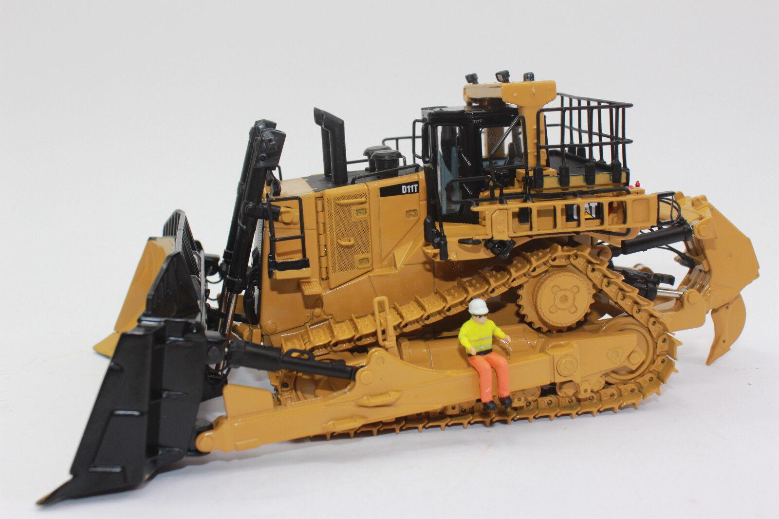 Diecast Masters 85565 D11 T Planierraupe Dozer Cat Caterpillar 1 50 NEU in OVP