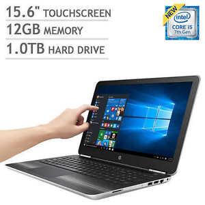 NEW HP Pavilion 15-au123cl Touchscreen Laptop 12GB 1TB 15.6