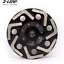"""6/"""" Concrete Diamond Grinding Wheel Cup 5//8-11 or M14 Grinding Disc Angle Grinder"""
