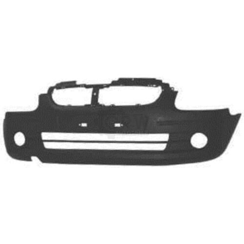 Pare Choc Avant Opel Agila Année de construction 00-03 ABS Plastique Pare-chocs