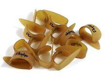 Dunlop Thumb Picks  12 Pack  Ultex Gold  Medium  Guitar and Banjo