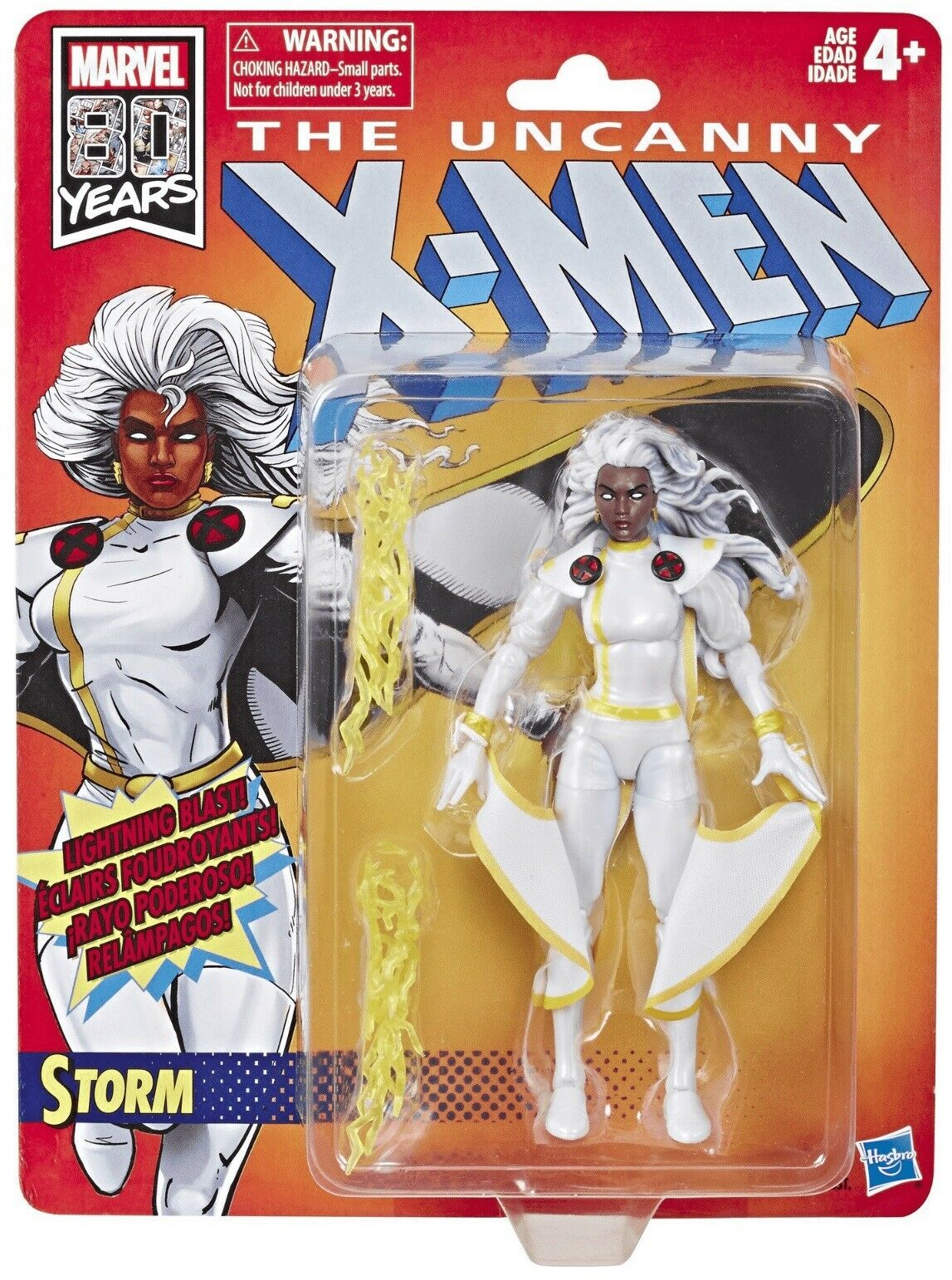 Premium Marvel Legends Storm The Uncanny X-Men Retro 6  Action Figure PREORDER