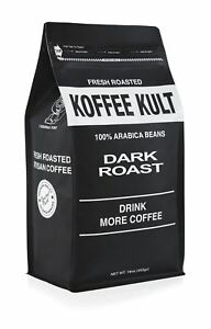 Koffee-Kult-DARK-ROAST-COFFEE-16oz-Highest-Quality-Delicious-Specialty-Grade