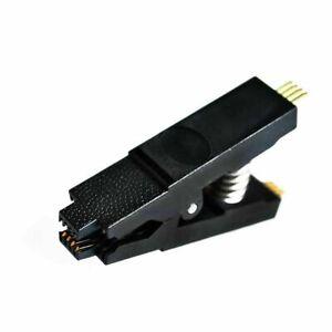 Circuito-integrado-de-esquema-pequeno-fessional-8-clips-de-prueba-SOP8-Chip-IC-Adaptador-clips-de