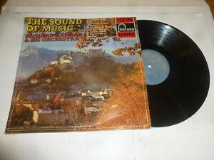 RICHARD-HAYMAN-amp-HIS-ORCHESTRA-Play-Rodgers-And-Hammerstein-039-s-Sound-Of-Music