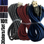 miniature 2 - 3 Pack 10Ft USB Fast Charger Cord Braided Charging Cable For iPhone 12 11 8 6 XR