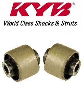 KYB Rear Lower Shock Absorber Bushing Set