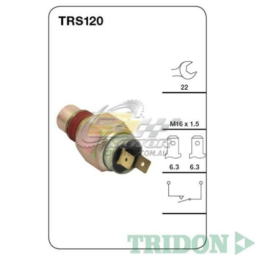 TRIDON REVERSE LIGHT SWITCH Fairlane-6Cyl 09//05-12//07 4.0L TRS120 Barra 190