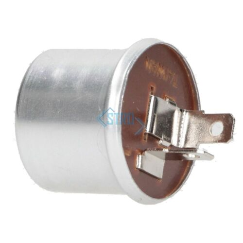 5x Blinkgeber Blinkrelais mechanisch 12V  2-polig 1-2 x 21 Watt Universal