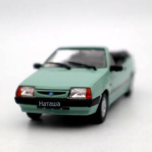 1-43-DeAgostini-AutoLegends-USSR-Lada-BA3-2108-Natasha-Diecast-Toys-Collection