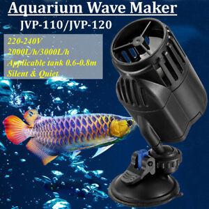 2-5W-Aquarium-Eau-Vague-Pompe-Reglable-Tete-motrice-Circulation-Recif-Succion