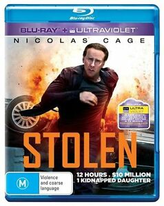 Stolen-Blu-ray-2013-Terrific-Condition-Nicolas-cage