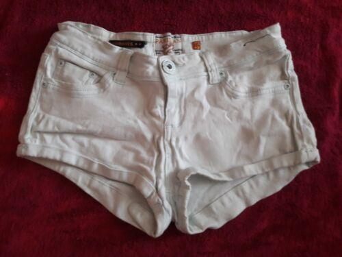 blu 10 Size pallido jeans Pantaloncini di New Look Ywqn80wEOx