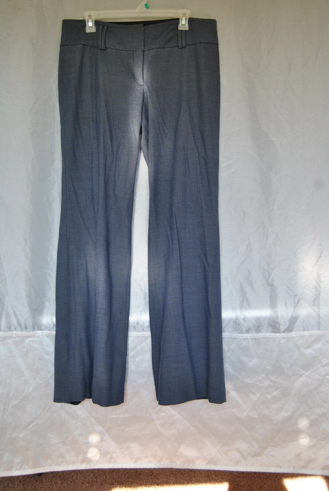 Women's Pants by Express Editor for tall woman 10R Low rise Flare