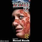 Tinsley Transfers Temporary Tattoo - Road Rash