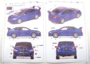 1-24-Hi-Story-MODELER-039-S-SUBARU-WRX-STI-Type-S-model-Kit-MK002