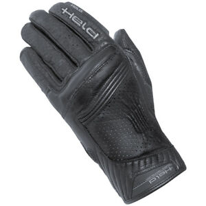 HELD-Rodney-klassischer-Tourenhandschuh-schwarz-L-9-Kaenguruleder-Handschuhe