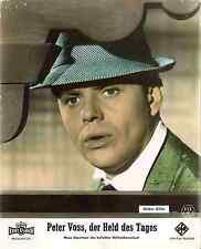 Peter Voss, der Held des Tages Aushangfoto Lobby Card  Walter Giller Portrait