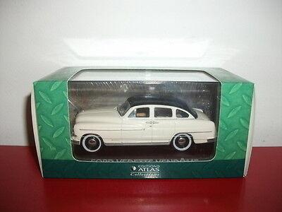 ford vedette vendôme les voitures de mon père 1//43 atlas