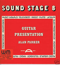 LP LIBRARY SOUND STAGE 8 ALAN PARKER GUITAR PRESENTATIONS (AMPHONIC 8)