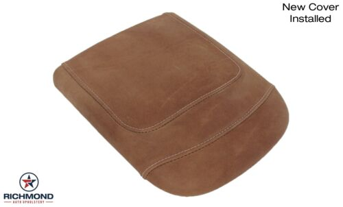 2002 Ford F150 King Ranch SuperCab Replacement Leather Center Console Lid Cover