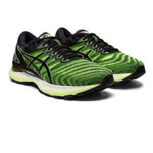 scarpe running asics nimbus verdi