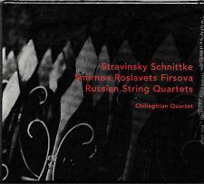 Chilingirian Quartet -Stravinsky,Schnittke,Roslavets,Smirnov,Firsova / CD / NEU!