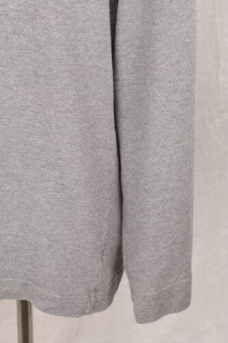 uomo grande lg da L Henley maglia Gap grigio grigio dolcevita vtg pullover Maglione tER6wq7
