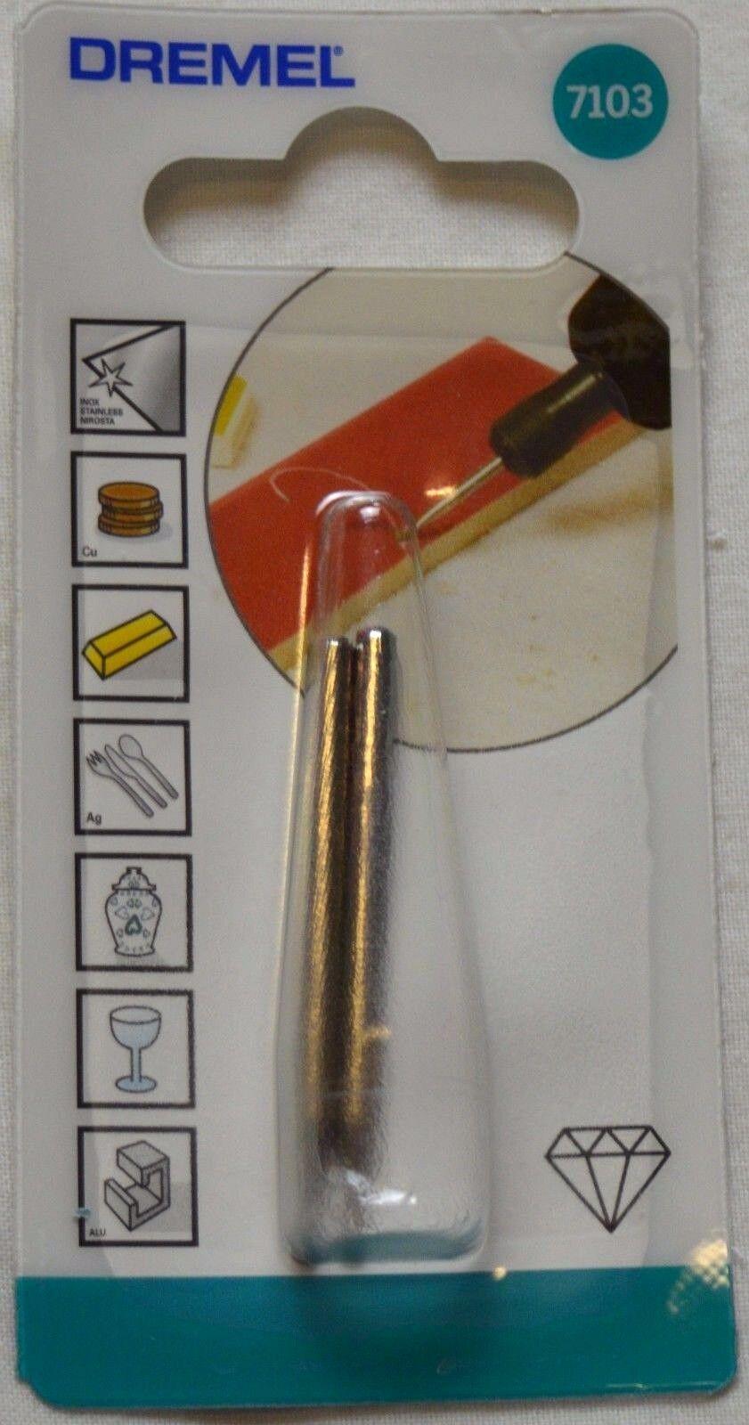 Dremel 2.0 mm Diamond Wheel Point Multipack
